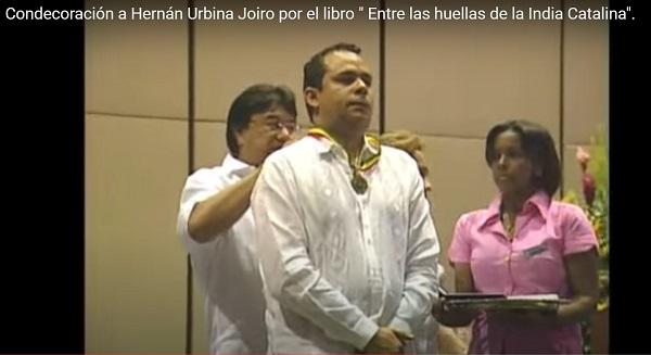 Orden Cartagena Patrimonio de la Humanidad a Urbina Joiro 06
