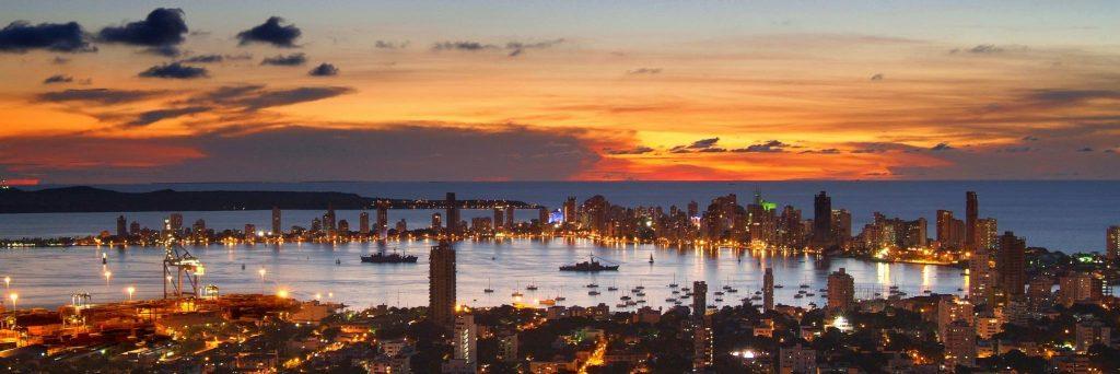 poesía de amor a Cartagena