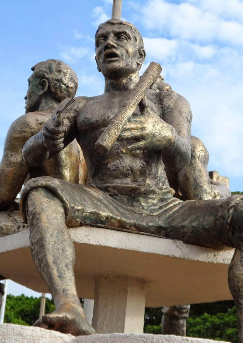 Monumento al Vallenato
