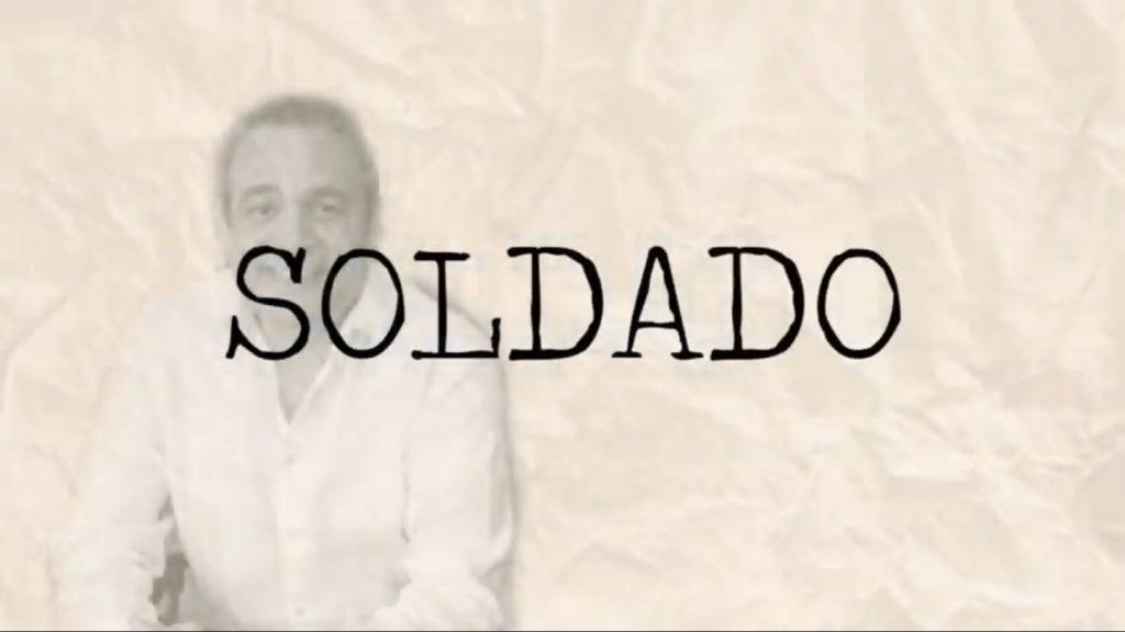Hernán Urbina Joiro recita su poema