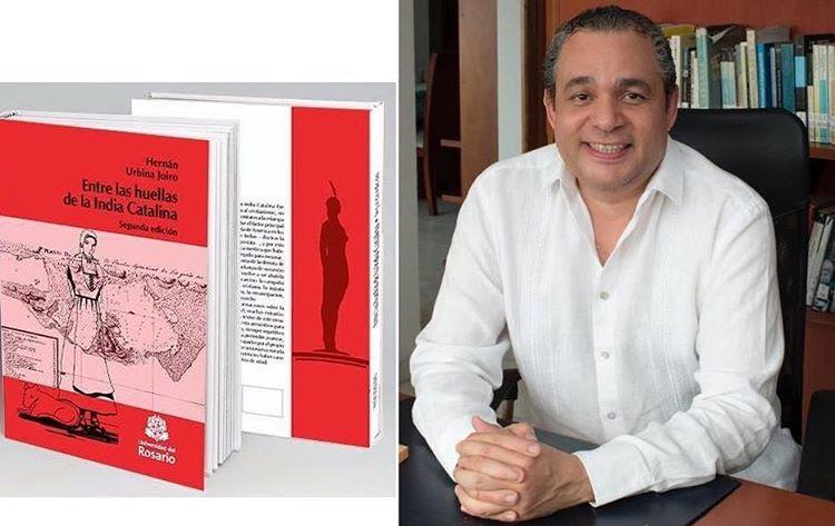 """Urbina Joiro conversará sobre """"India Catalina y América Mestiza"""" en el 59 Festival de Cine de Cartagena de Indias 2"""