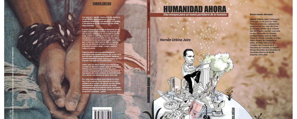 Es natural, el caos será lo más estable, el azar lo más cierto que sucederá Aforismos en el libro Humanidad Ahora | Hernán Urbina Joiro