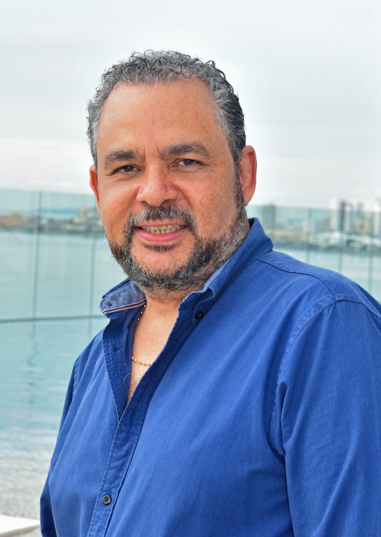 """""""Cartagena en mí"""". Poema de Hernán Urbina escrito en enero de 2000"""