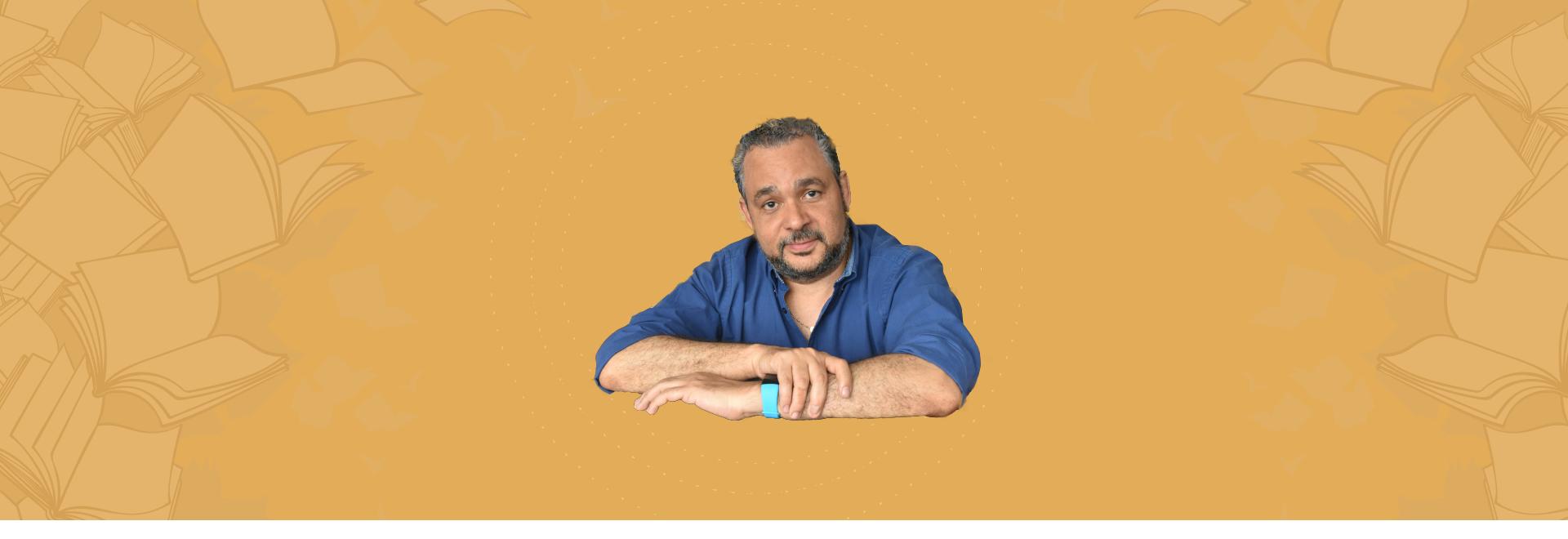 Banner Hernan Urbina Escritor Humanista de Valledupar