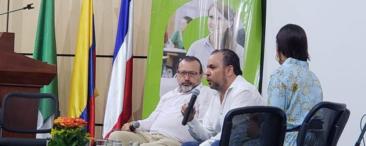 Valledupar vibró con William Ospina y Hernán Urbina Joiro