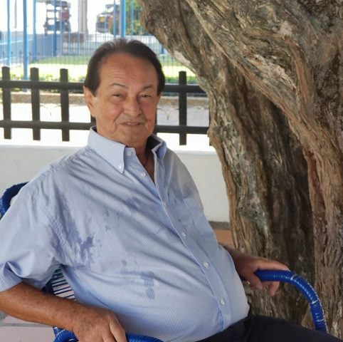 Hernán Urbina Joiro por el poeta Alfredo Mendoza Cuello