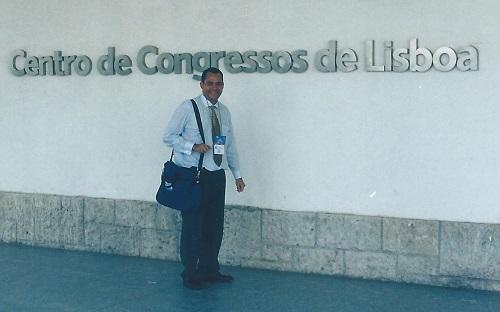 Breve recitación a Portugal | Hernán Urbina Joiro | 2004