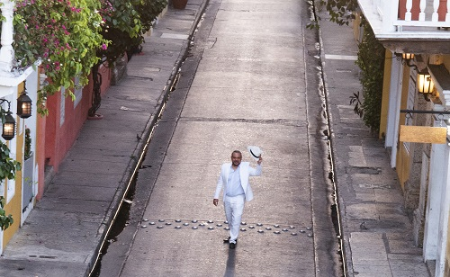 Jueves#TBT | POEMA 128 | Cartagena en mí (II) | Hernán Urbina