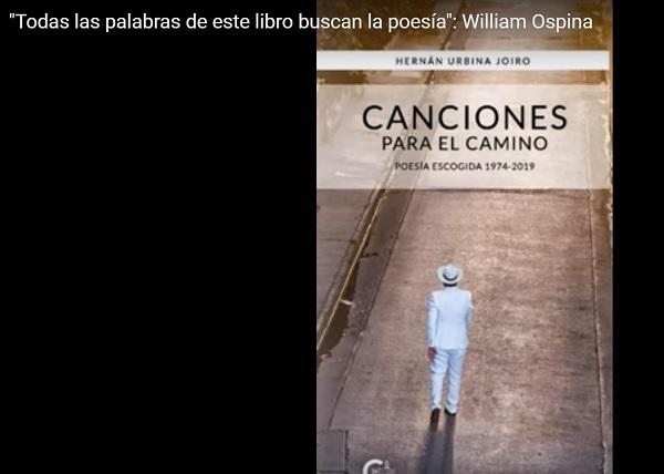 Ese mundo que canta (Hernán Urbina) por William Ospina