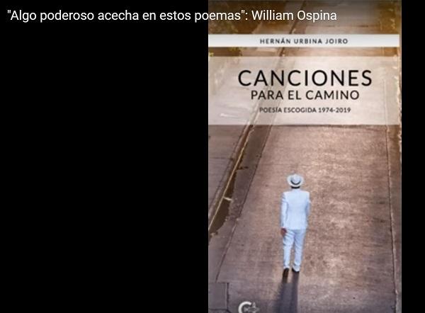 La poesía de Hernán Urbina Joiro por William Ospina