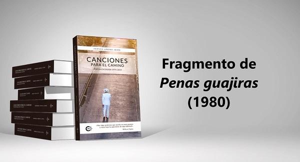Penas guajiras (Fragmento Poema 14) | Hernán Urbina Joiro