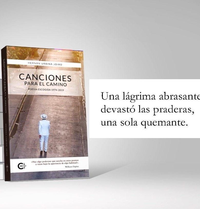 Una sola lágrima basta | Hernán Urbina | Poesía 2020