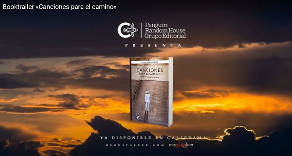 """Ya en España """"Canciones para el camino"""" de Urbina Joiro 2020"""