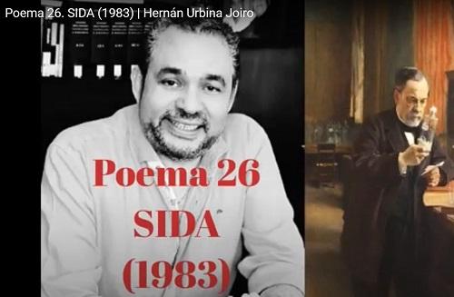Hernán Urbina Joiro Poema 26 SIDA (1983)