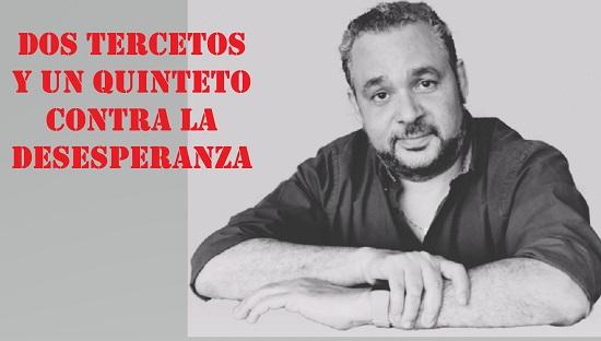 Hernán Urbina Joiro Poesía Tercetos contra la desesperanza