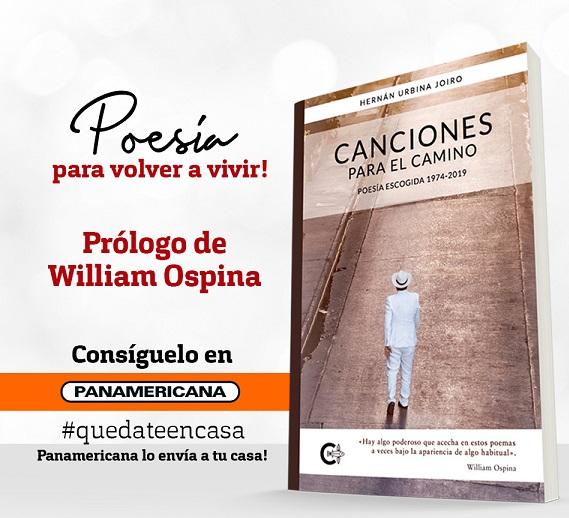 Canciones para el camino Librería Panamericana 2020