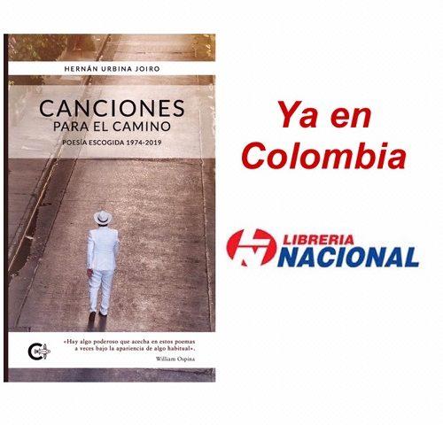 Canciones para el camino ya disponible en Colombia 2020