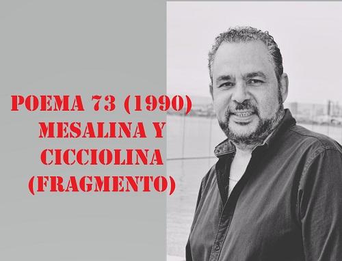 Urbina Joiro Poema 73 Mesalina y Cicciolina 1990