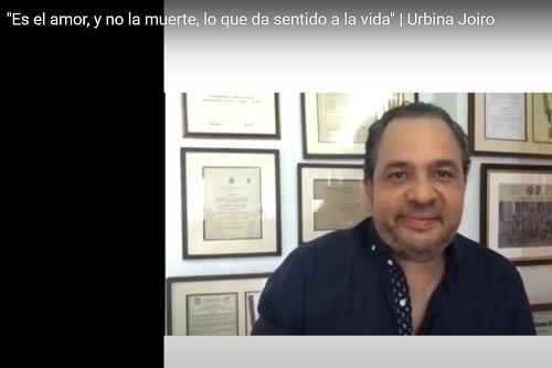 Hernán Urbina Joiro Poesía Canciones para el camino 2020
