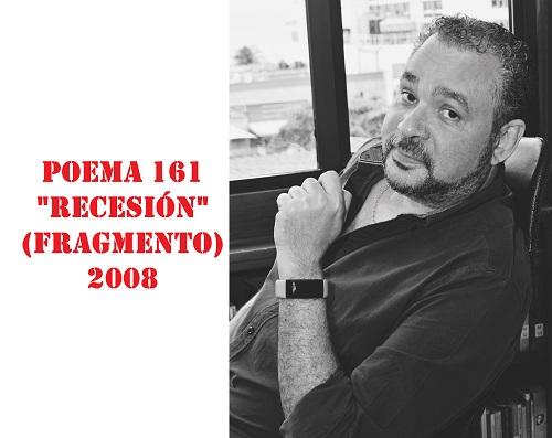 Urbina Joiro Poesía Recesión Poema 2008