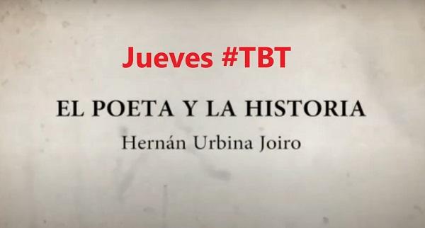 Hernán Urbina Joiro El poeta y la historia 2020