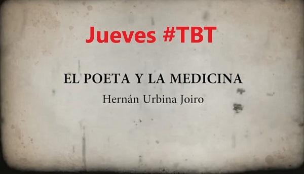 Hernán Urbina Joiro El poeta y la medicina 2020