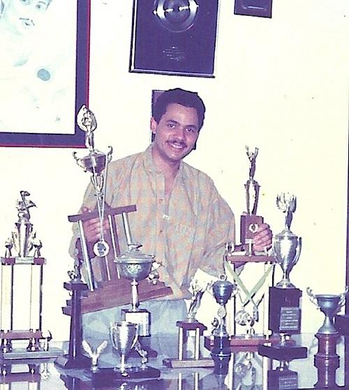 Hernán Urbina Joiro Poema 44 Vengo de La Guajira 1987
