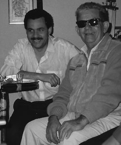 Hernán Urbina Joiro Poema 60 Dos viejos amigos