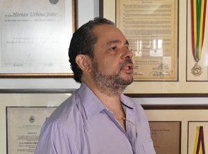 Quién es Hernán Urbina Joiro 1965