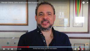 Hernán Urbina Joiro comenta sus canciones Vol. 1